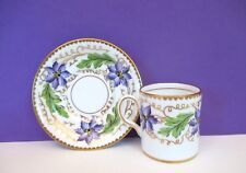 Royal Chelsea Demitasse Cup and Saucer, England 1950s