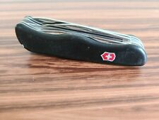 Vintage Victorinox Fireman 111mm pre-2000 Swiss Army Knife w/ locking blade 008q