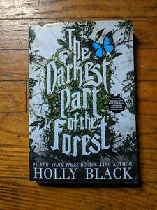 Darkest Part of the Forest by Holly Black US ARC w/ Publisher Letter PB