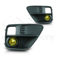 For 2015-2017 Subaru WRX/STI Fog Lights w/Wiring Kit & COB LED Bulbs - Yellow