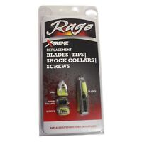 Rage X-Treme Replacement Blades 6-Pack 51005