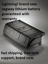 Segway X2  I2 i2SE x2SE XT 167 i180 lithium ion oem battery new nib nwt fits all