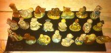 Complete Set Wade Nursery Rhyme Figurines