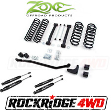"Zone Offroad 4"" Jeep Grand Cherokee WJ 99-04 Suspension Lift Kit w/ NITRO Shocks"