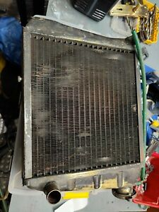 Classic mini radiator