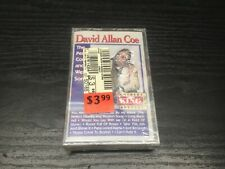 David Allan Coe The Perfect Country And Western Song - Brand New Sealed Cassette