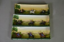 Metal Painted Soldiers - True Size From South Africa 3 sets  Britains Miniature