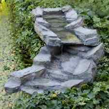 Velda Fuente para Jardín Artificiales Decoración de Agua Natural Aire Libre
