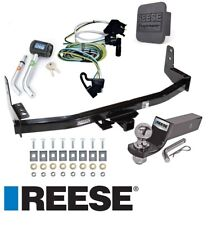 Reese Tow Hitch For 97-02 Ford Expedition Lincoln Navigator Wiring Ball and Lock