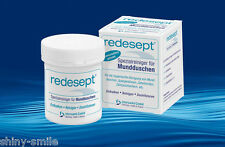 Redesept Special cleaners for Oral irrigators to Descale-clean-disinfect 150g