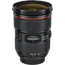 NEW Canon EF 24-70mm f/2.8L II USM Lens UK DISPATCH