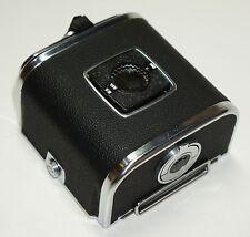 Original Hasselblad Camera A16S Film Magazine in Chrome needs repair