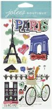 Jolee's Boutique Travel Stickers #2 (You Choose)