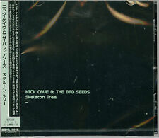 NICK CAVE & THE BAD SEEDS - SKELETON TREE (JAPAN CD WITH OBI)