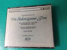 DIE SCHWEIGSAME FRAU RICHARD STRAUSS - MELODRAM LIVE RECORDINGS - SALZBURG 1959