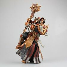 New World of Warcraft Human Figures Paladin Judge Malthred Action Collectible