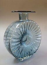 Vase Glas Aurinkopullo Helena Tynell Riihimäen Finnland um 1964 Höhe 22 cm