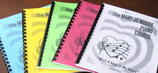 "Mary Jo Moore Piano Course 5 Books ""without""  CD of lessons/home school friendly"