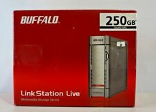 HS-DH250GL - Buffalo LinkStation Live Multimedia Storage Server - 250GB