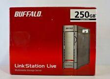 HS-DH250GL - Buffalo LinkStation Live Multimedia Storage Server - 250GB