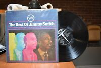 Jimmy Smith The Best of Jimmy Smith LP Verve V6-8721 Stereo GF