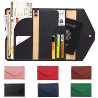 Cierre clutch Mujer cartera monedero tarjeta billetera embrague bolsa Dama Purse