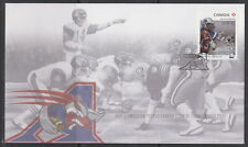 CANADA #2576 THE 100TH GREY CUP GAME - MONTREAL ALOUETTES FIRST DAY COVER