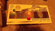 Star Trek: The Next Generation Interactive VCR Board Game: A Klingon Challenge