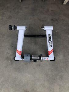 Travel Trac Comp Mag + Trainer Bike Bicycle Stand Machine !!