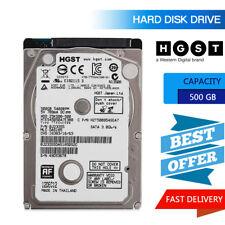 """HGST 500GB 2.5"""" SATA Z5K500-500 Laptop Internal Hard Drive"""