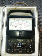 Vintage Elect Test Equipment