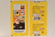 Cartes Non Sportives Minions Achetez Sur Ebay