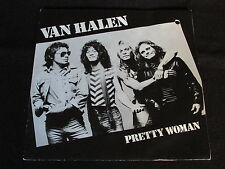 "VAN HALEN   SP 45T 7""   PRETTY WOMAN   1982"