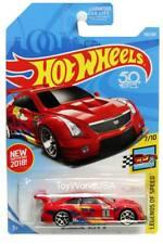 2018 Hot Wheels #198 Legends of Speed '16 Cadillac ATS-V R