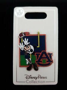 🏈🏈Disney Parks~NCAA~Team Series Auburn University~Mickey Football Player Pin