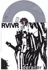 "RVIVR ""Derailer"" 7"" OOP Latterman Iron Chic Joyce Manor"