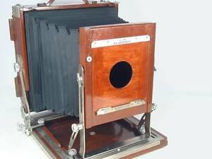 For Deardorff Field Wood 8x10 Camera Lens Board #3