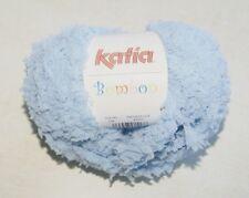 Pelotes de laine Katia Bombon couleur jean n° 226