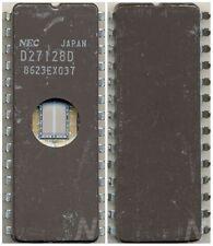 NEC D27128D DIP-28 NMOS 128K 16K x 8 UV EPROM
