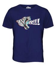 Tigre Rawrr 3D Parte Superior el Hombre Camiseta Tee Giftillusion Animal