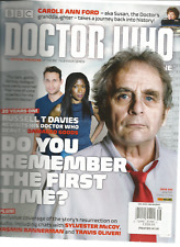 Doctor Who Magazine #486 JUNE 2015, RUSSELL T DAVIES