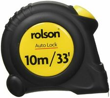 New Measuring Rolson 50569 10m x 25mm Tape Measure *UK SELLER* FAST SHIPPING*