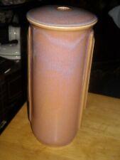 "Rare RR pottery lamp base 10 1/2"" parts"