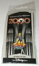 Disney Store TRON 1982 ENAMEL PIN COUNTDOWN TO MILLENNIUM #29 new sealed DS moc