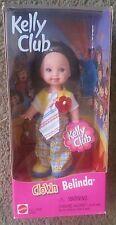 Clown Belinda Mask Kelly Club Costume Barbie 2000 NRFB Rare 28390 Circus Glasses