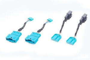 NEW OEM BMW 3 Series e93 LCI Facelift Rear Tail Lights Retrofit Cable SET KIT