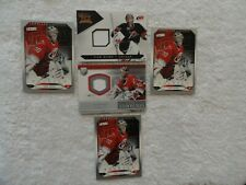 Cam Ward 10/11 Luxory Suite /599 & 06/07 First Exposures Jersey Cards +3 UD RCs