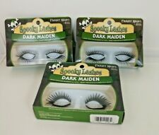 Fright Night Spooky Lashes *DARK MAIDEN* False Eyelashes & Adhesive