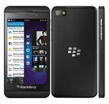 "Unlocked New Original BlackBerry Z10 16GB 8MP 4.2"" OS 10 Smartphone Black"