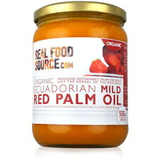 RealFoodSource - Organic Mild Red Palm Oil 500ml